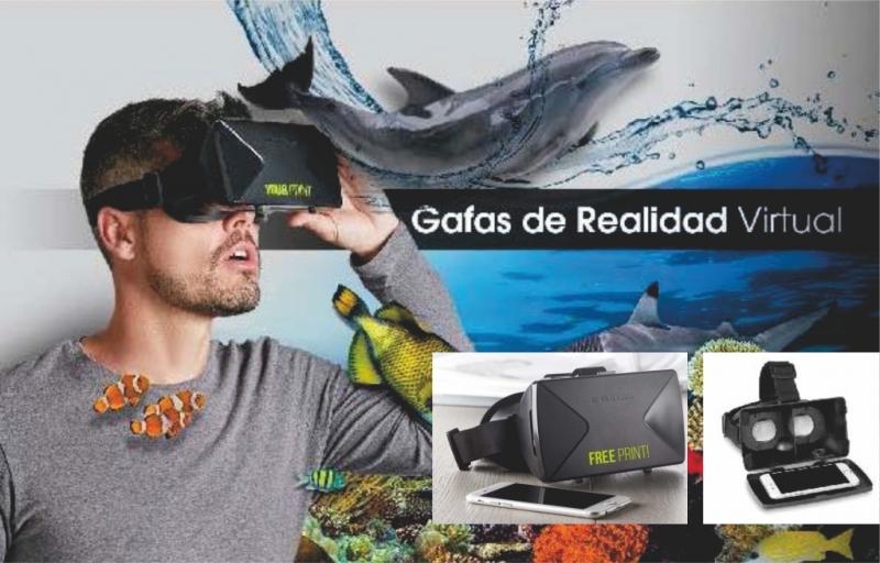 Gafas de Realidad Virtual Personalizables